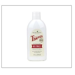 Young Living Thieves Mouthwash Essential Oil